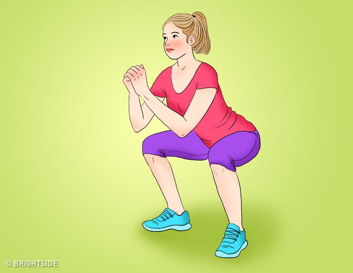 Bài tập tại nhà vừa giảm cân vừa tăng cơ mông giúp phụ nữ sở hữu vòng 3 căng tròn, vóc dáng quyến rũ - Ảnh 1