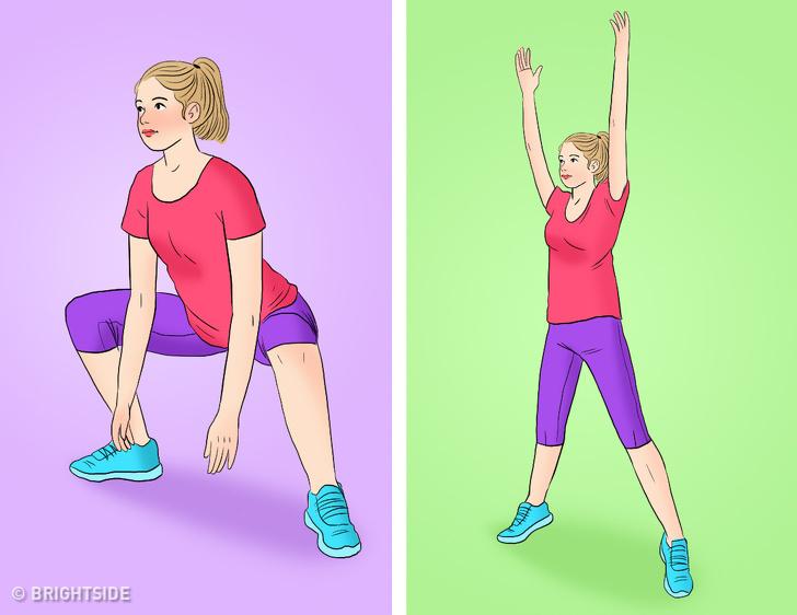 Bài tập tại nhà vừa giảm cân vừa tăng cơ mông giúp phụ nữ sở hữu vòng 3 căng tròn, vóc dáng quyến rũ - Ảnh 3