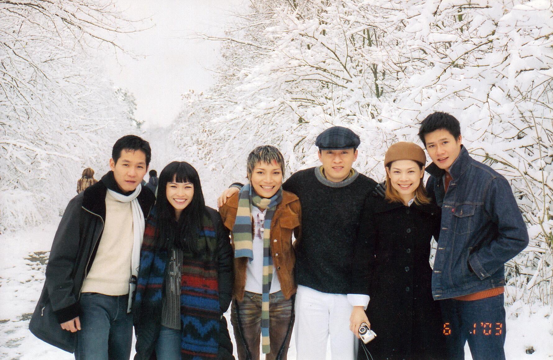 """Thanh Thảo tung ảnh 15 năm trước mừng sinh nhật Quang Dũng, nhắn nhủ: """"Anh vẫn là người đàn ông rất quan trọng trong lòng em"""" - Ảnh 1"""