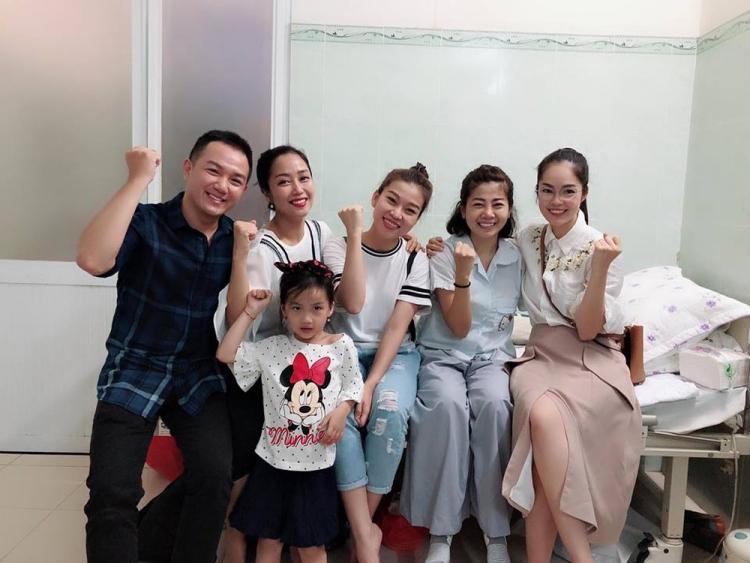 Cát Phượng gửi thông báo đến 'toàn xã hội': Lê Bình, Mai Phương ngày một khỏe lại, có thể xuất viện! - Ảnh 4