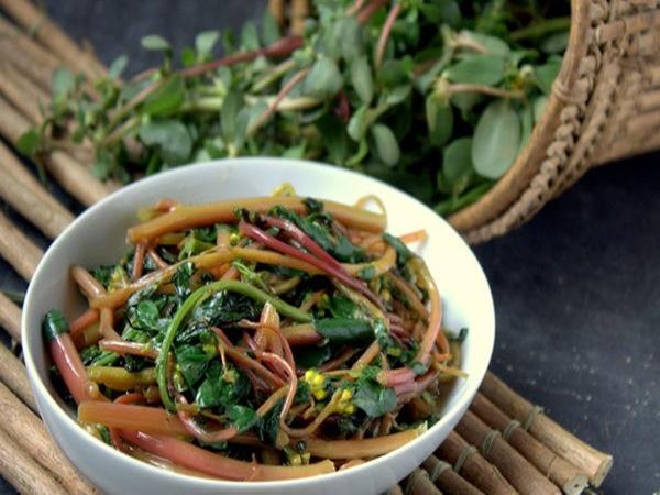 Loại rau có nhiều lợi ích cho sức khỏe này được tận dụng ở Trung Quốc từ rất lâu rồi, không ngờ ở Việt Nam lại mọc đầy vườn - Ảnh 1