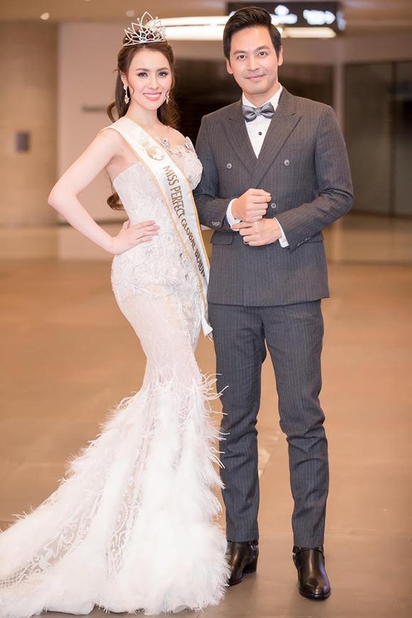 MC Phan Anh nói về việc bỏ chấm giữa chừng cuộc thi Hoa hậu mà Thư Dung đăng quang - Ảnh 1