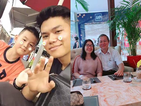 Với hình ảnh này, Lê Phương vô tình 'bóc trần' quan hệ thật giữa Trung Kiên và bố mẹ vợ - Ảnh 6