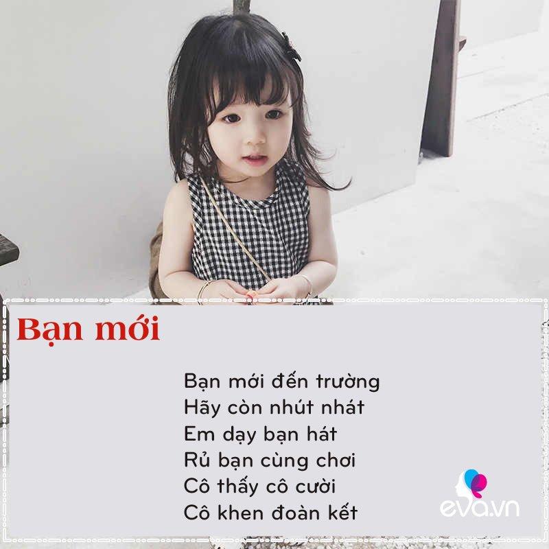 10 bài thơ dễ nhớ dễ thuộc, bé nhanh biết đọc lại thông minh sớm - Ảnh 2