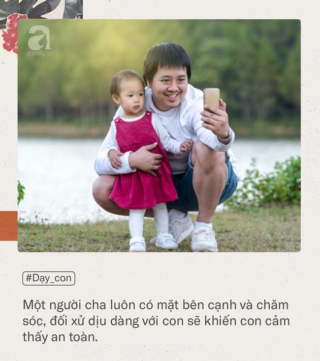 Chuyên gia tâm lý học Mỹ nhận định: Con gái lớn lên có lấy được chồng tốt hay không đều do ảnh hưởng của người bố - Ảnh 1