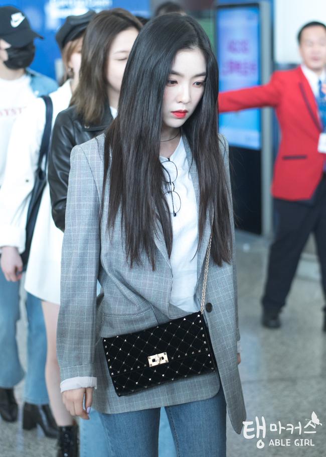 Sao Hàn mặc blazer: 5 công thức thường xuyên được sử dụng để diện thật trẻ trung chiếc áo đứng đắn này - Ảnh 6