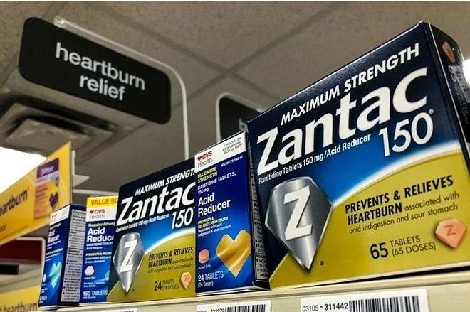 Thuốc dạ dày Zantac bị thu hồi trên toàn cầu - Ảnh 1