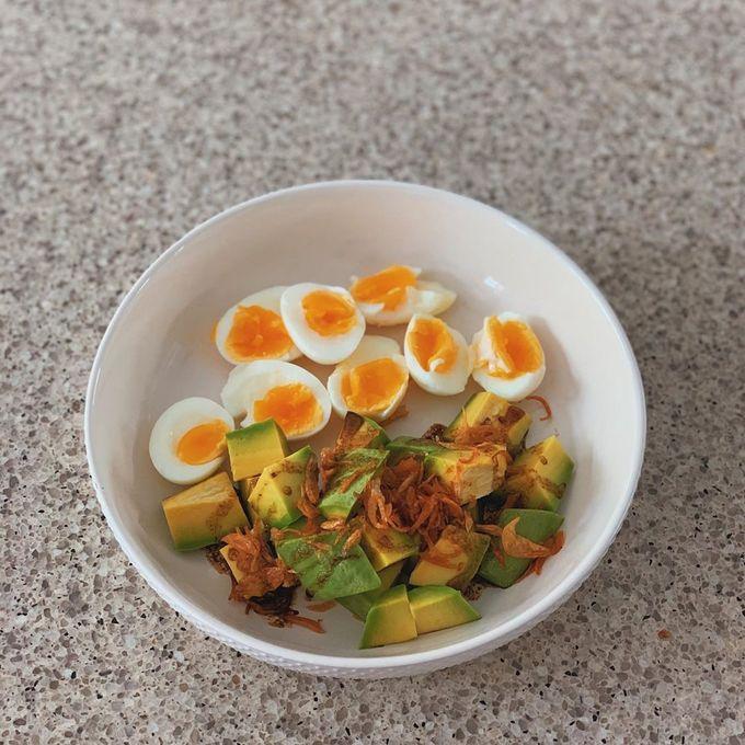 Bữa sáng giữ dáng của Tăng Thanh Hà - Ảnh 3