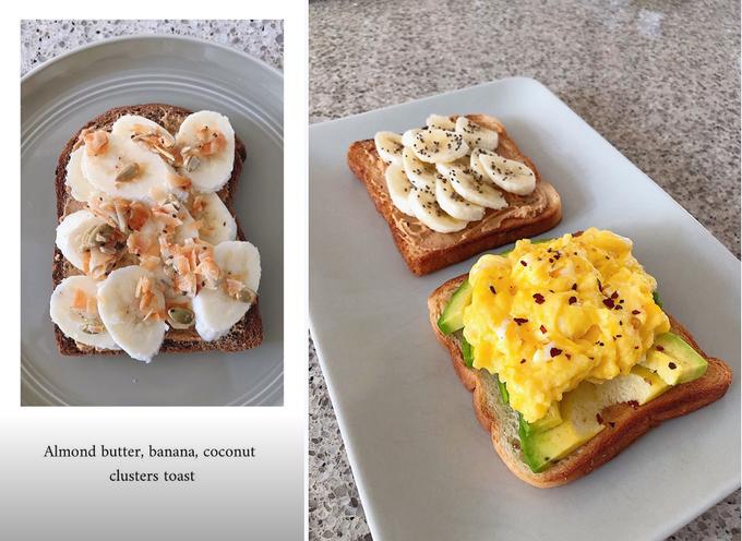 Bữa sáng giữ dáng của Tăng Thanh Hà - Ảnh 4