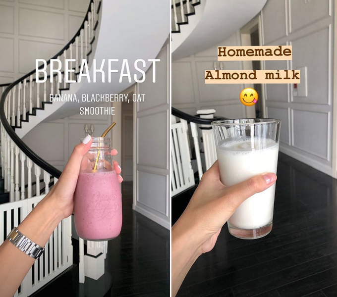 Bữa sáng giữ dáng của Tăng Thanh Hà - Ảnh 6