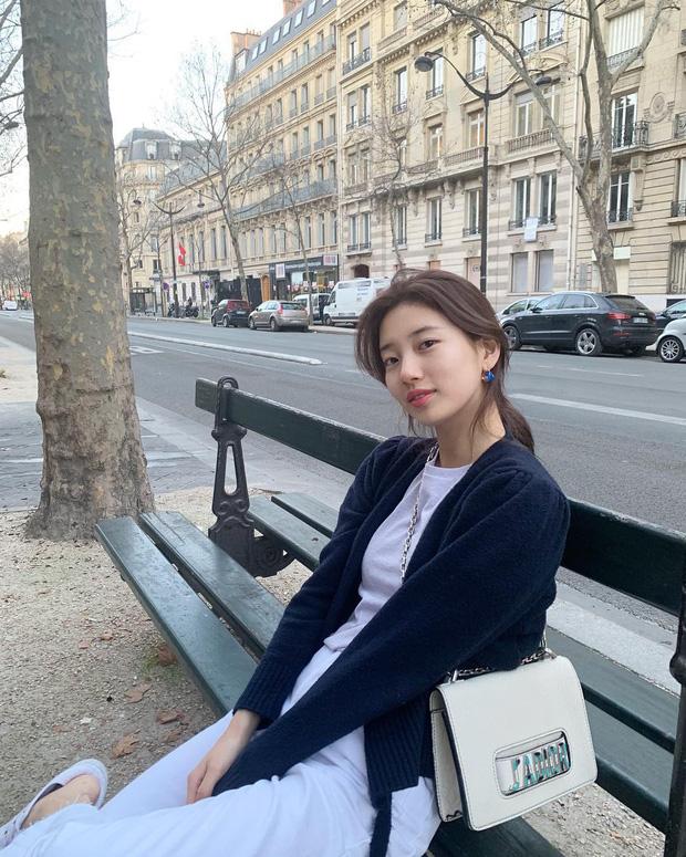 """Học Suzy lên đồ chuẩn """"girl điệu đà"""": Dạo phố xinh ngời ngời, đến công sở toả sáng hết phần đồng nghiệp - Ảnh 10"""