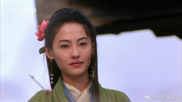 Năm 20 tuổi đã đẹp xuất chúng nhường này, bảo sao Trương Bá Chi vỗ ngực tự tin 'mình chỉ đẹp sau mỗi Lê Tư' - Ảnh 9