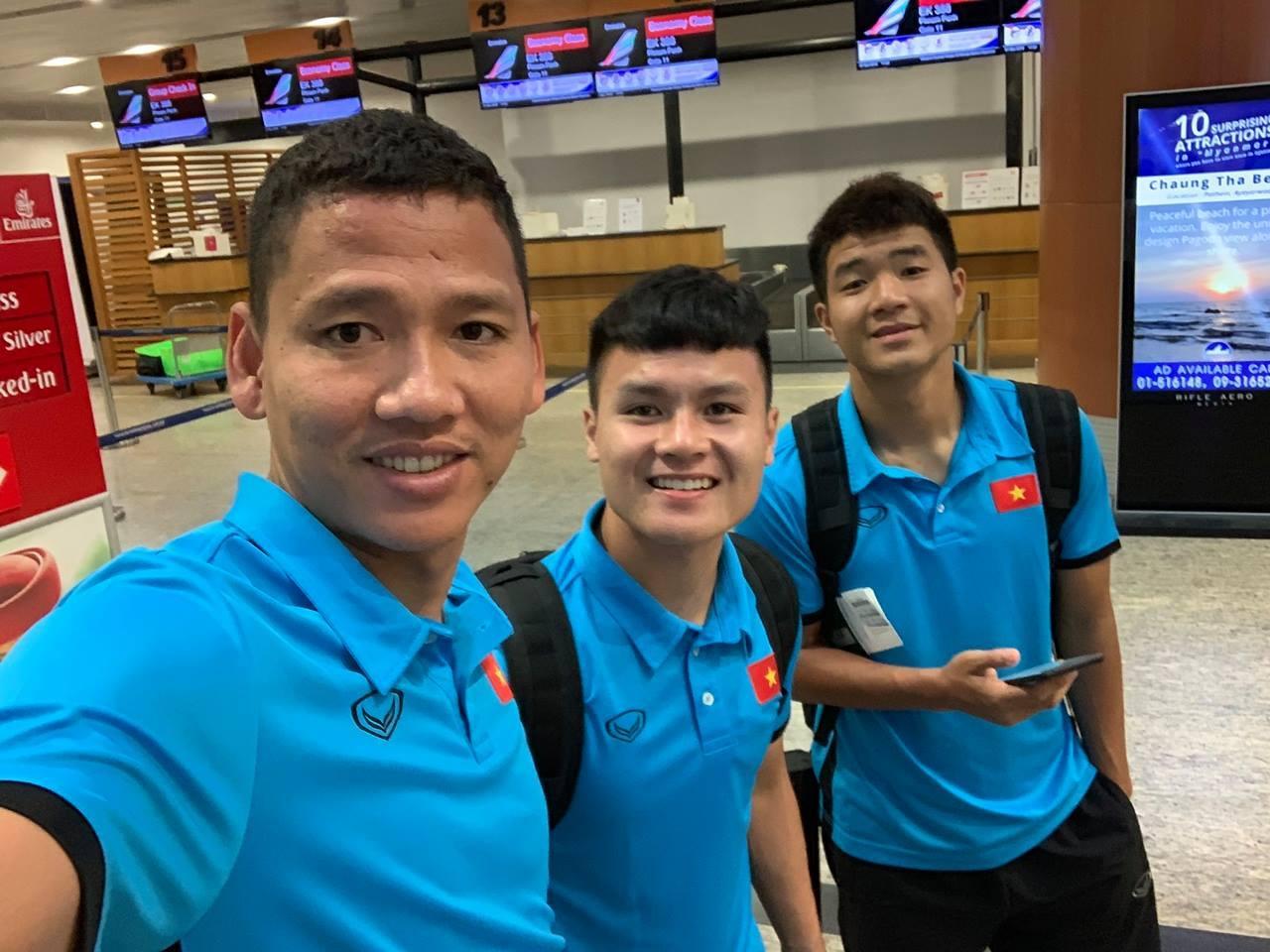 Bóng hồng giỏi giang sau Anh Đức AFF Cup 2018 - Ảnh 1