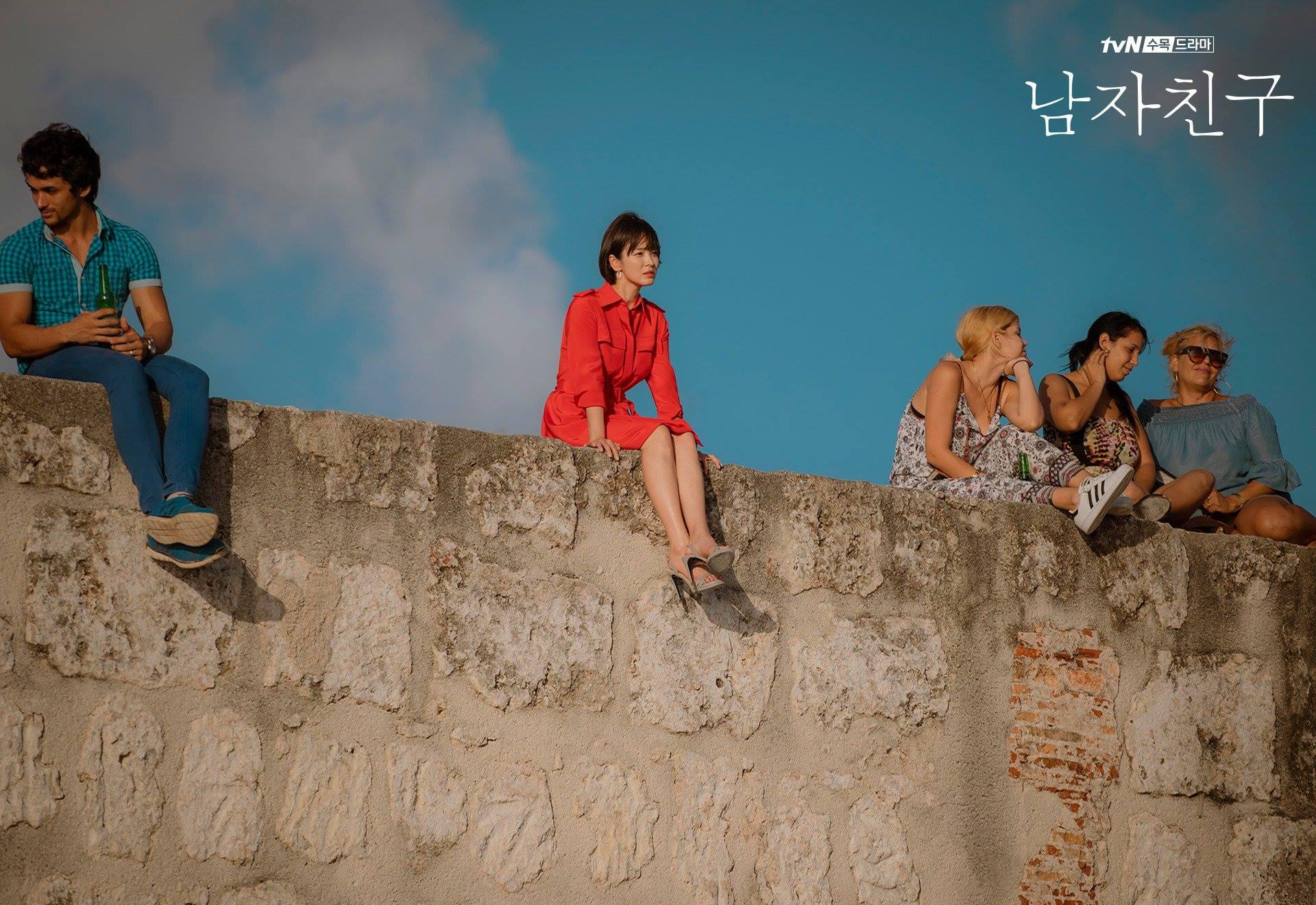 Nếu chưa xem Encounter của Song Hye Kyo, bạn sẽ 'tiếc hùi hụi' vì bỏ lỡ 3 điều cực thú vị này đấy! - Ảnh 3