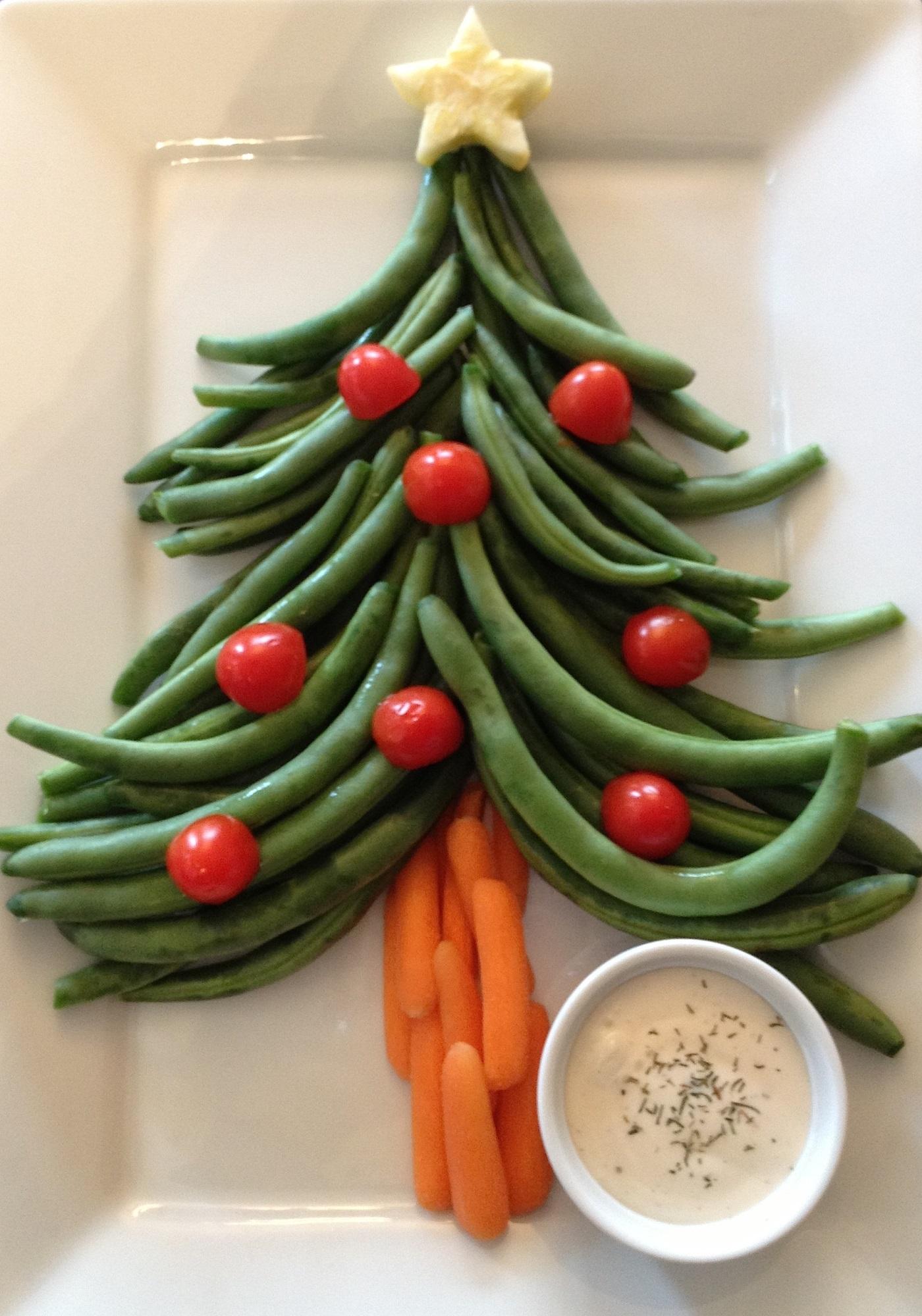 Đậu xanh luộc/hấp dễ ăn trong ngày Giáng sinh