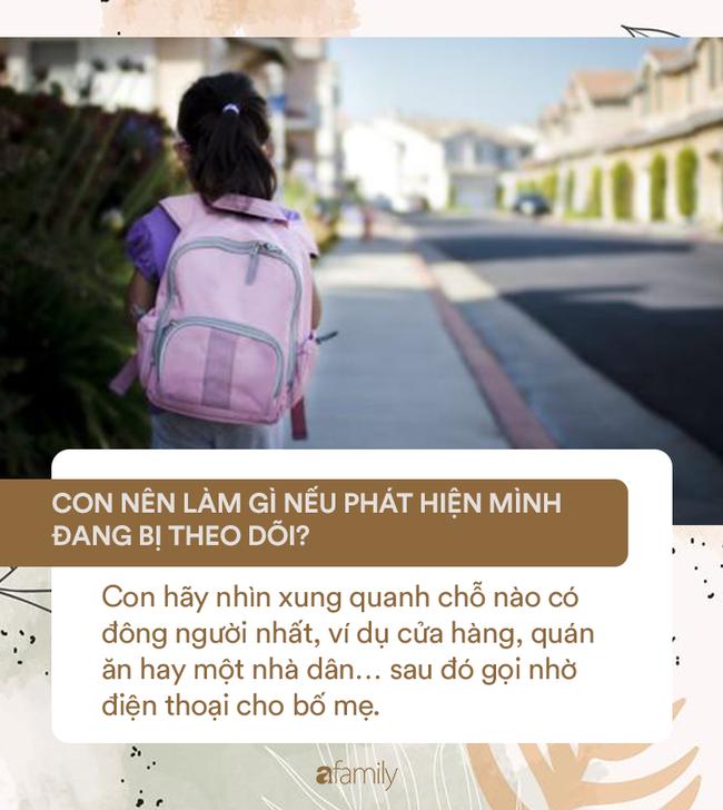 15 câu hỏi cha mẹ cần dạy ngay để cứu mạng con khi gặp những tình huống nguy hiểm - Ảnh 1