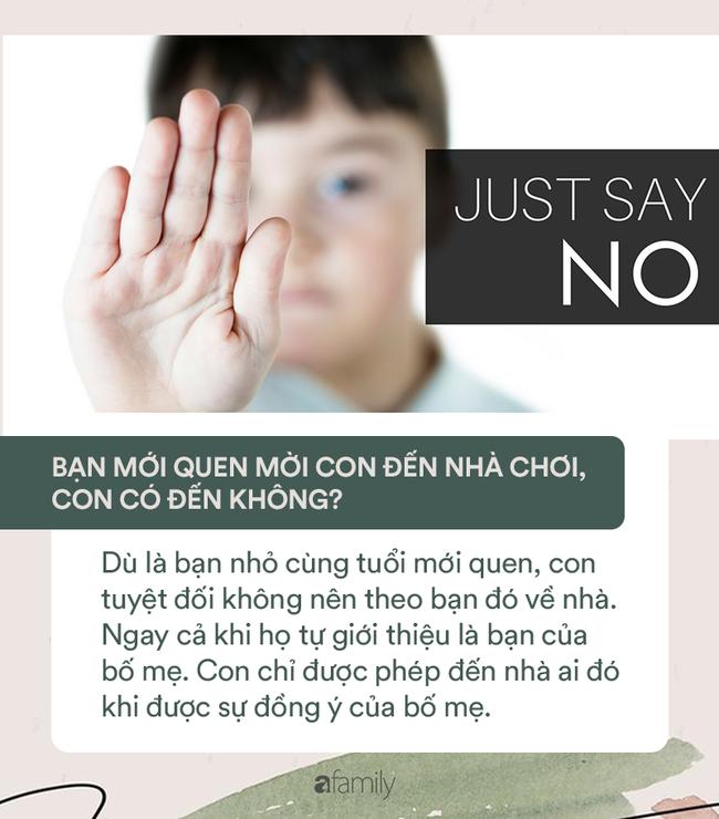 15 câu hỏi cha mẹ cần dạy ngay để cứu mạng con khi gặp những tình huống nguy hiểm - Ảnh 4