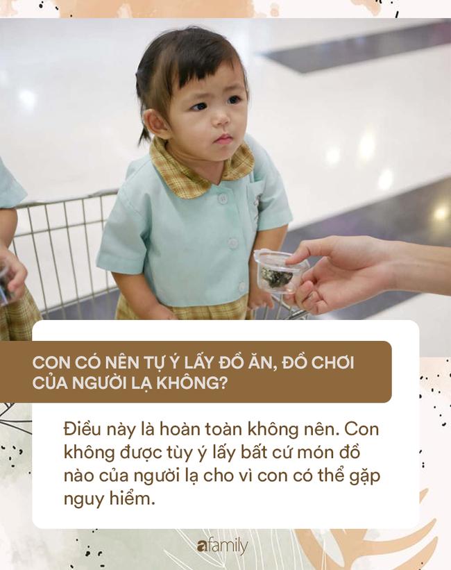 15 câu hỏi cha mẹ cần dạy ngay để cứu mạng con khi gặp những tình huống nguy hiểm - Ảnh 8