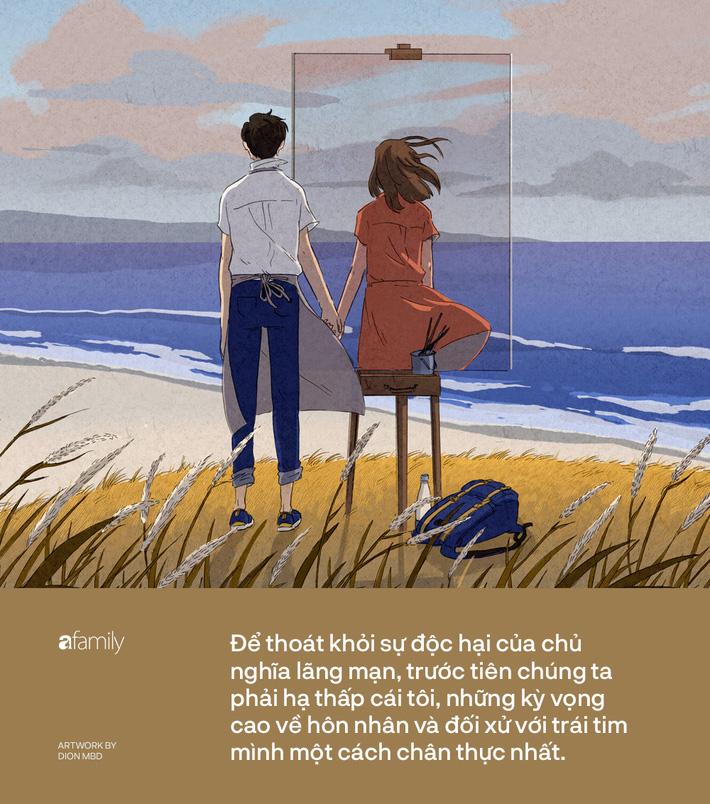 Bản chất của tình yêu sau hôn nhân - Sự thật mà bấy lâu ai cũng mơ hồ, thất bại là do chưa học hỏi và rèn luyện nghiêm túc - Ảnh 4