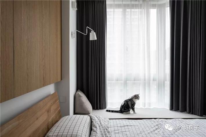 Căn hộ 60m² 'ghi điểm' với cách thiết kế và bố trí nội thất rất khoa học của cặp vợ chồng trẻ - Ảnh 13
