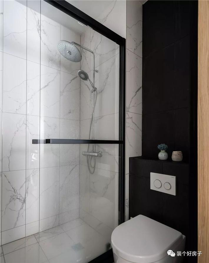 Căn hộ 60m² 'ghi điểm' với cách thiết kế và bố trí nội thất rất khoa học của cặp vợ chồng trẻ - Ảnh 14