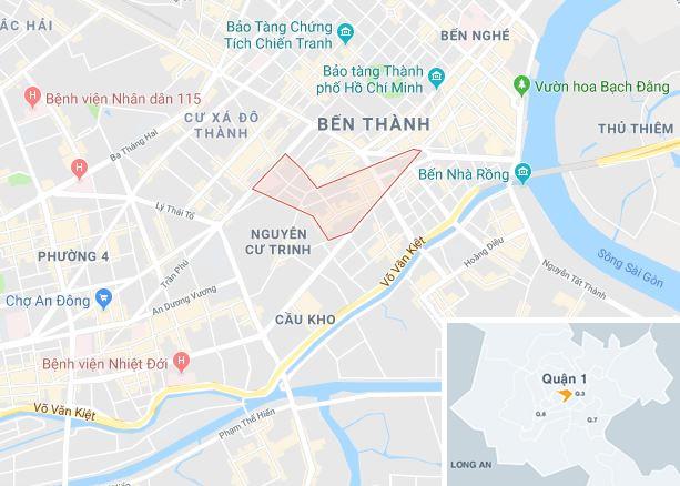 Hàng loạt cửa kính nhà dân ở trung tâm Sài Gòn bị bắn vỡ - Ảnh 2