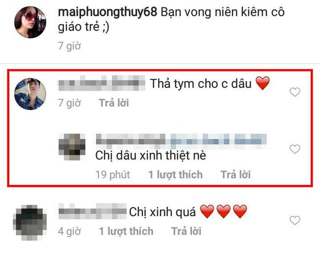 Mai Phương Thúy đăng ảnh xinh đẹp, fan Noo Phước Thịnh bình luận bất ngờ - Ảnh 4