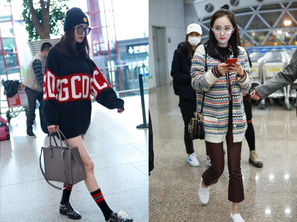 Từng là 'nữ hoàng thời trang sân bay' nhưng giờ đây Dương Mịch lại khiến fan xót xa thế này đây - Ảnh 2