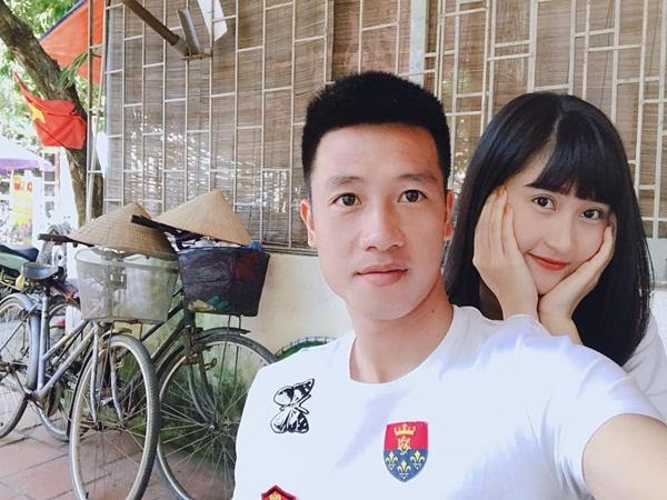 Hot girl Hải Phòng khoe ở chung với tiền vệ Huy Hùng là ai? - Ảnh 5