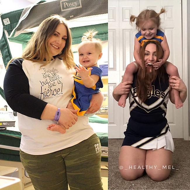 4 nguyên tắc cơ bản giúp mẹ một con loại bỏ 40 kg mỡ thừa - Ảnh 1