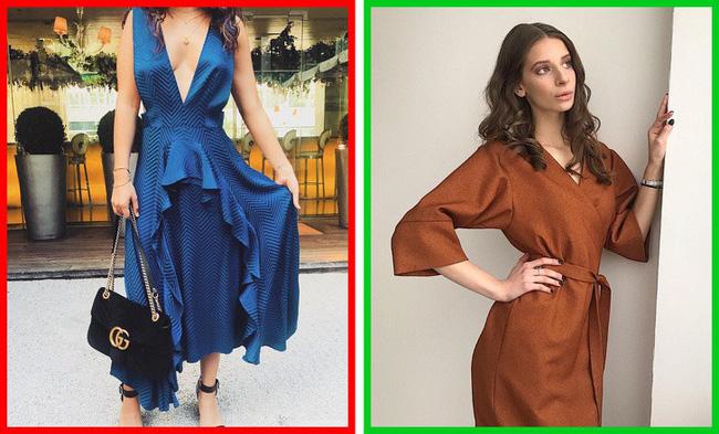 6 kiểu trang phục tưởng là sành điệu nhưng có thể khiến chị em mất điểm trong mắt người đối diện - Ảnh 1
