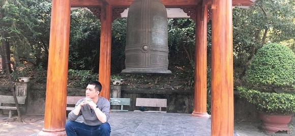 Chồng cũ Phi Thanh Vân vẫn ở tại chùa, lạc quan chia sẻ: 'Không khóc dù gặp bao cay đắng' - Ảnh 3