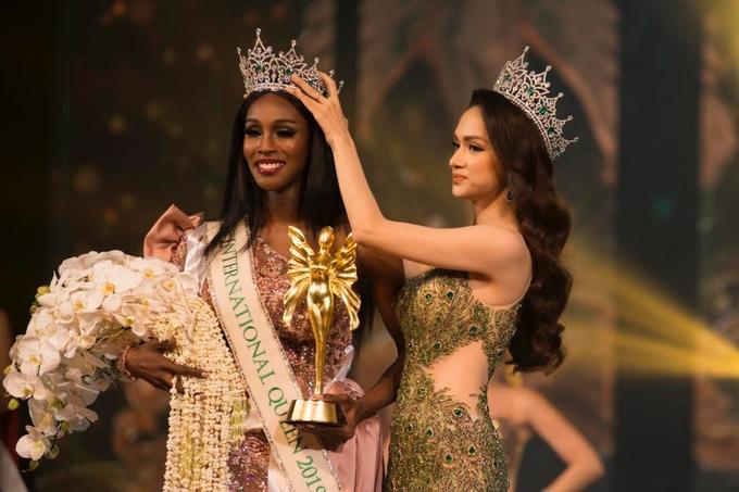 """Dư luận dậy sóng vì chiến thắng của """"bom sex"""" Mỹ tại Hoa hậu Chuyển giới Quốc tế 2019 - Ảnh 1"""