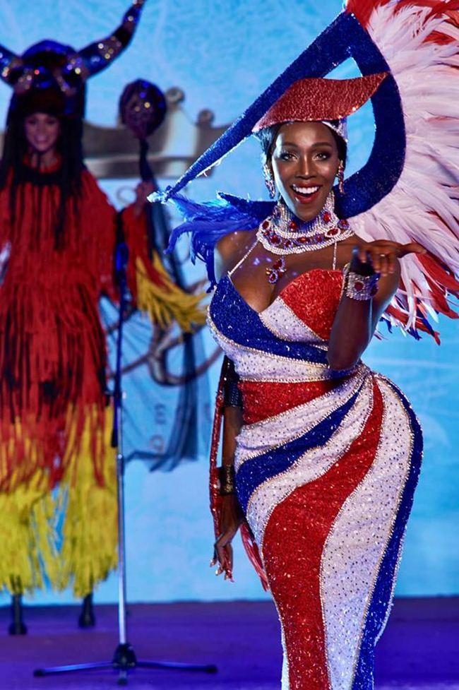"""Dư luận dậy sóng vì chiến thắng của """"bom sex"""" Mỹ tại Hoa hậu Chuyển giới Quốc tế 2019 - Ảnh 2"""