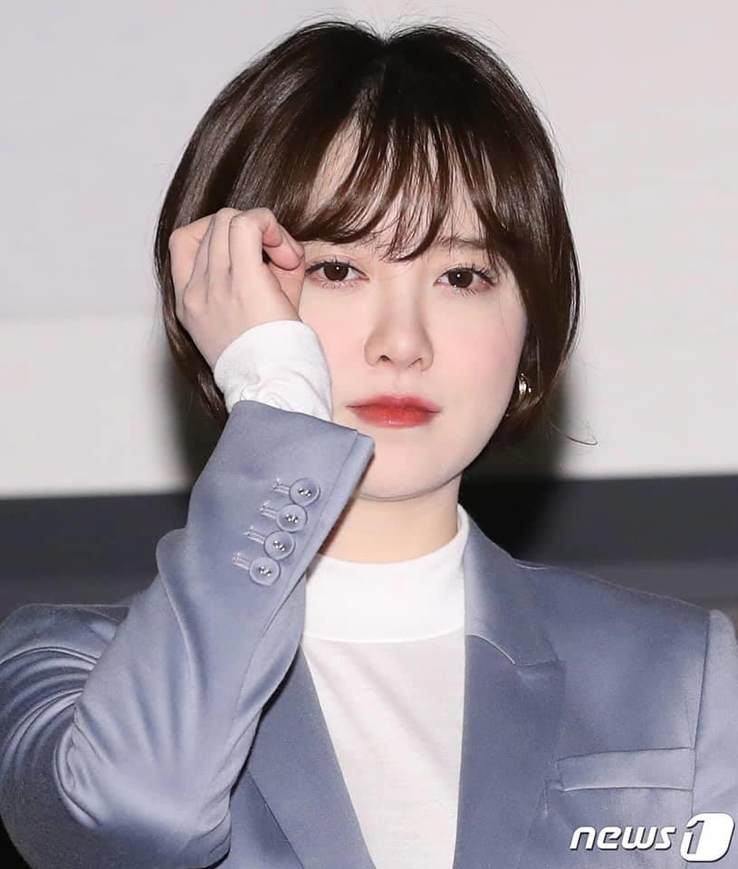 Goo Hye Sun tại sự kiện: Trẻ như gái 20, trắng đến phát sáng dù đã trang điểm hạ tông da - Ảnh 3