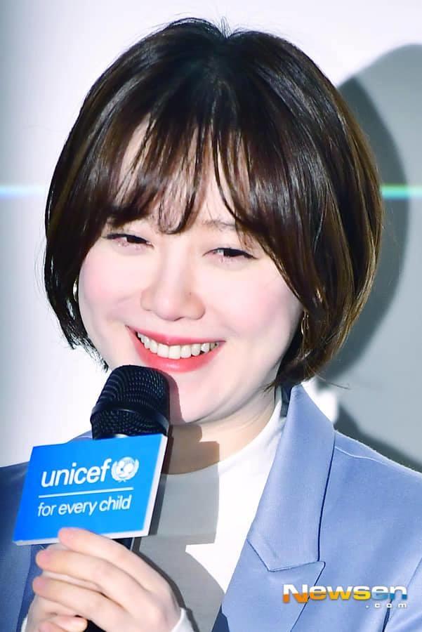 Goo Hye Sun tại sự kiện: Trẻ như gái 20, trắng đến phát sáng dù đã trang điểm hạ tông da - Ảnh 4