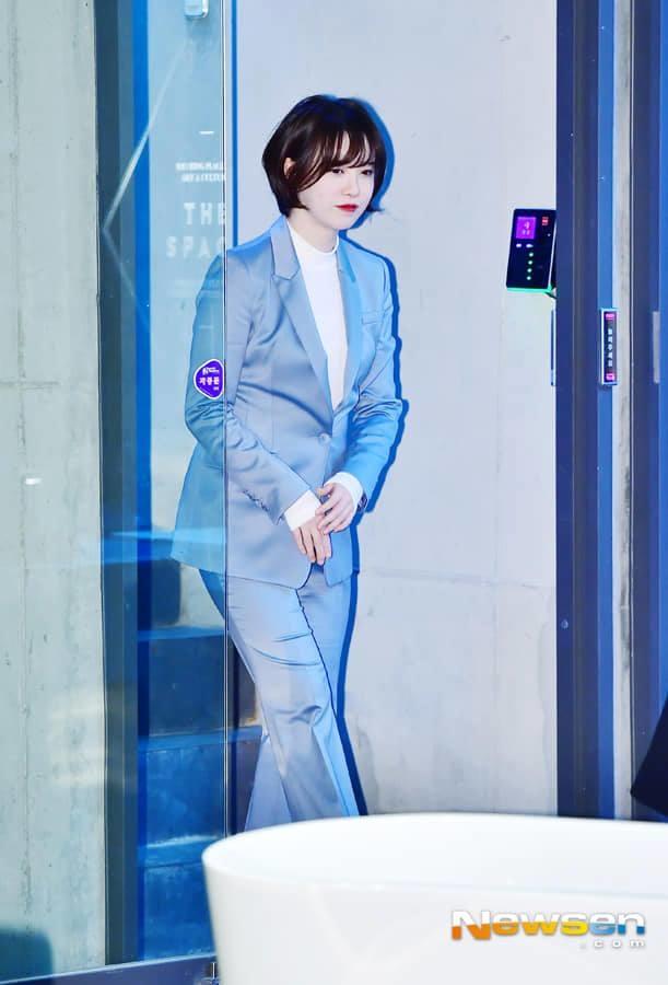 Goo Hye Sun tại sự kiện: Trẻ như gái 20, trắng đến phát sáng dù đã trang điểm hạ tông da - Ảnh 5