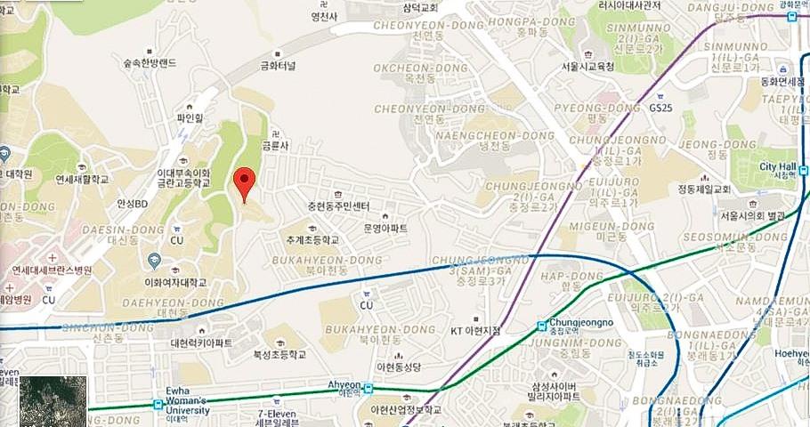 Kiến trúc độc lạ ở ngôi trường chỉ có nữ giới lớn nhất Hàn Quốc - Ảnh 2
