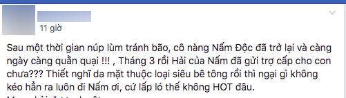 Linh Chi đăng ảnh quấn khăn gợi cảm, anti fan lại hỏi đã chu cấp tiền cho con chồng chưa? - Ảnh 6