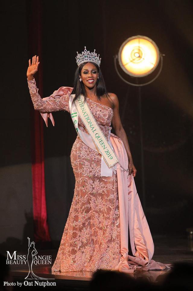 Nhan sắc tân Hoa hậu Chuyển giới Quốc tế - Ảnh 1