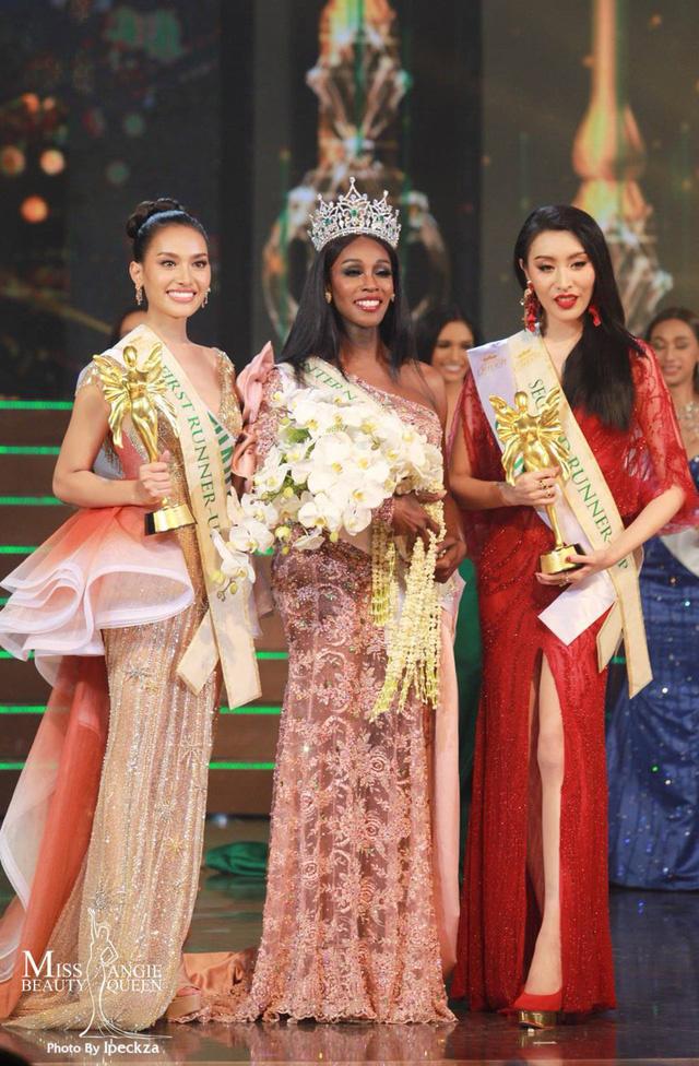 Nhan sắc tân Hoa hậu Chuyển giới Quốc tế - Ảnh 2