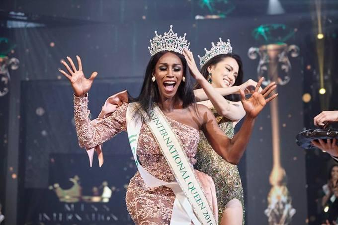 Nhan sắc tân Hoa hậu Chuyển giới Quốc tế - Ảnh 3