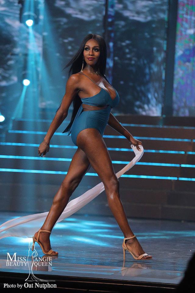 Nhan sắc tân Hoa hậu Chuyển giới Quốc tế - Ảnh 4