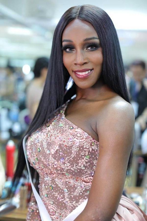 Nhan sắc tân Hoa hậu Chuyển giới Quốc tế - Ảnh 6