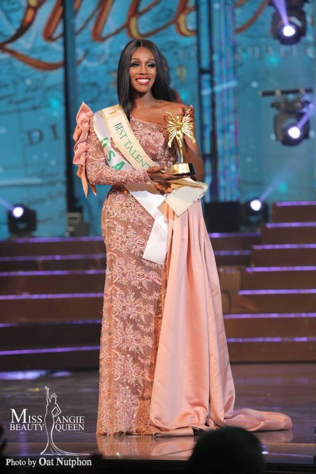 Nhan sắc tân Hoa hậu Chuyển giới Quốc tế - Ảnh 14