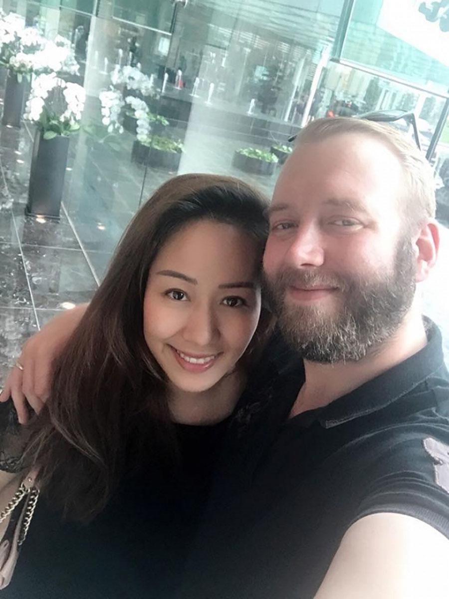 Sau nỗi đau bị sảy thai, Hoa hậu Ngô Phương Lan vừa sinh con đầu lòng với chồng Tây - Ảnh 5