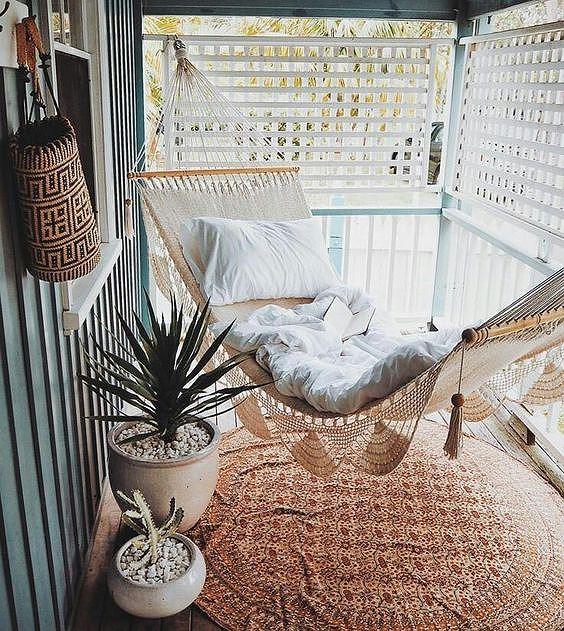 Ý tưởng trang trí ban công chung cư vừa đẹp vừa an toàn - Ảnh 5