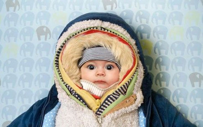 Muốn con khỏe mạnh suốt mùa lạnh, mẹ nhớ thuộc lòng quy tắc này - Ảnh 1