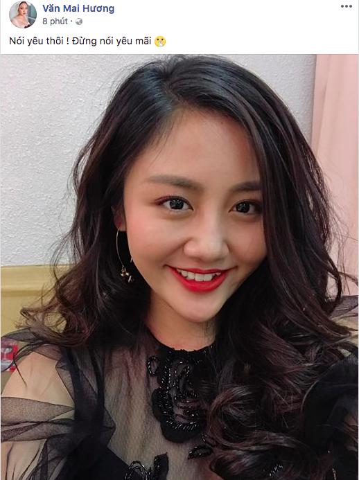 Trước tin đồn bạn trai cũ sắp cưới Á hậu Tú Anh, Văn Mai Hương có phản ứng lạ - Ảnh 6