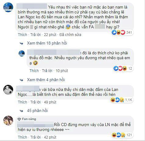Ninh Dương Lan Ngọc mặc áo của 'bạn trai tin đồn' Chi Dân khi quay 'Chạy đi chờ chi'? - Ảnh 3